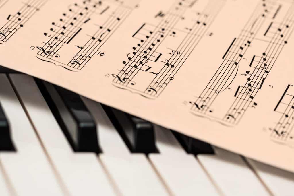 keyboard-music-sheet-musical-instrument-210764 - Orbetello