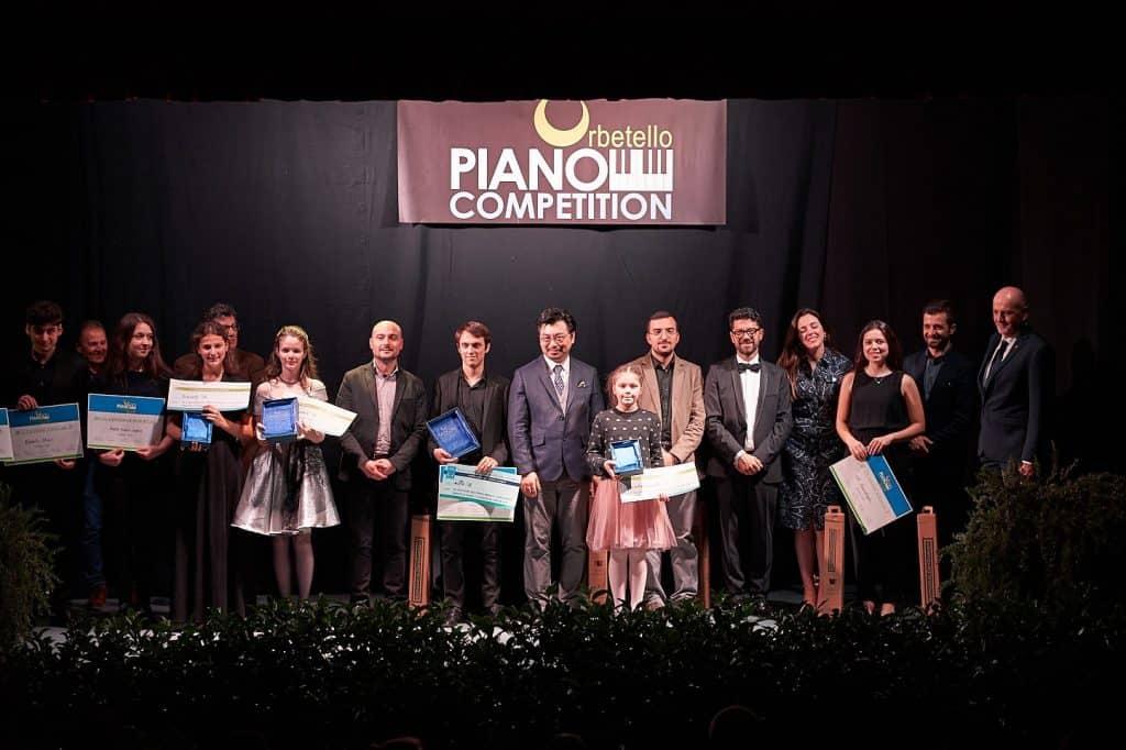 orbetello piano competition - Orbetello International Piano